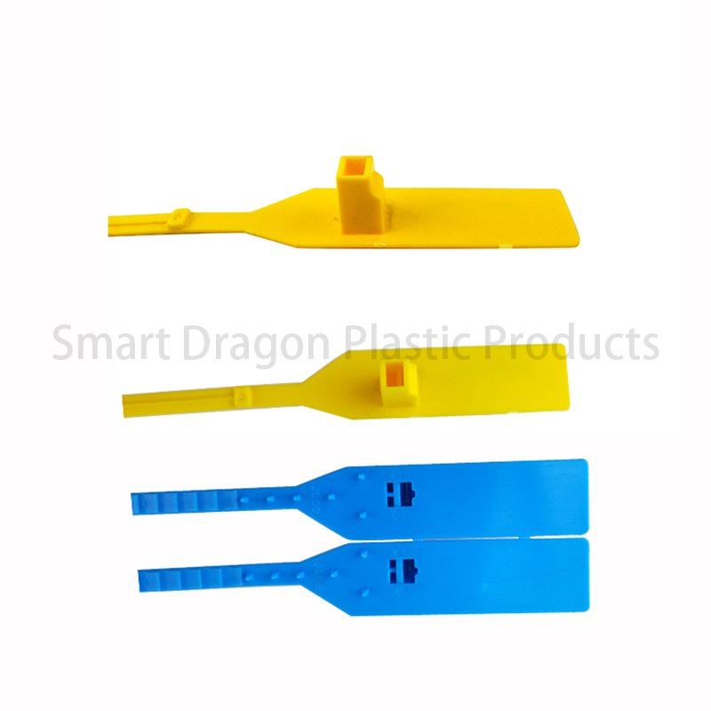 SMART DRAGON Tatol Length 295mm Plastic Security Seal Plastic Security Seal image33