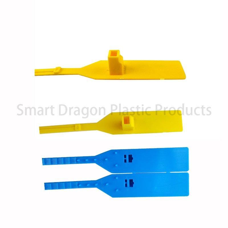 Tatol Length 295mm Plastic Security Seal