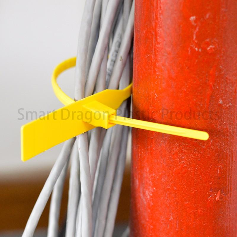 SMART DRAGON-Find PP Material Total Length 325mm Plastic Security Seal on Smart Dragon Plastics