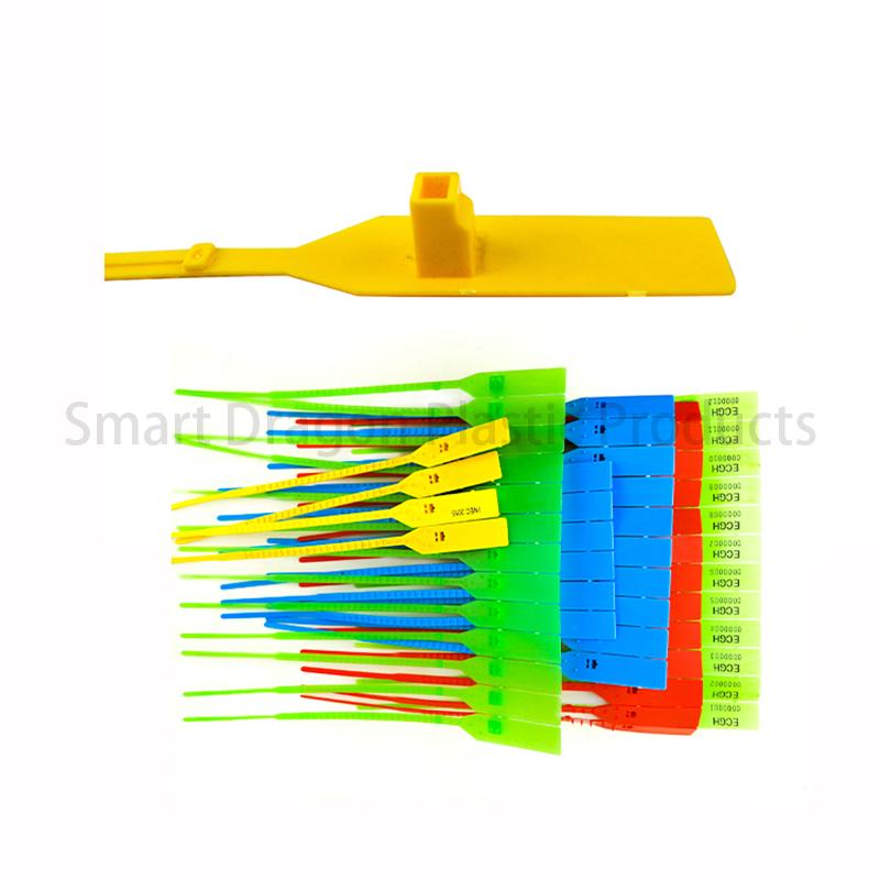 SMART DRAGON-Find PP Material Total Length 325mm Plastic Security Seal on Smart Dragon Plastics-1
