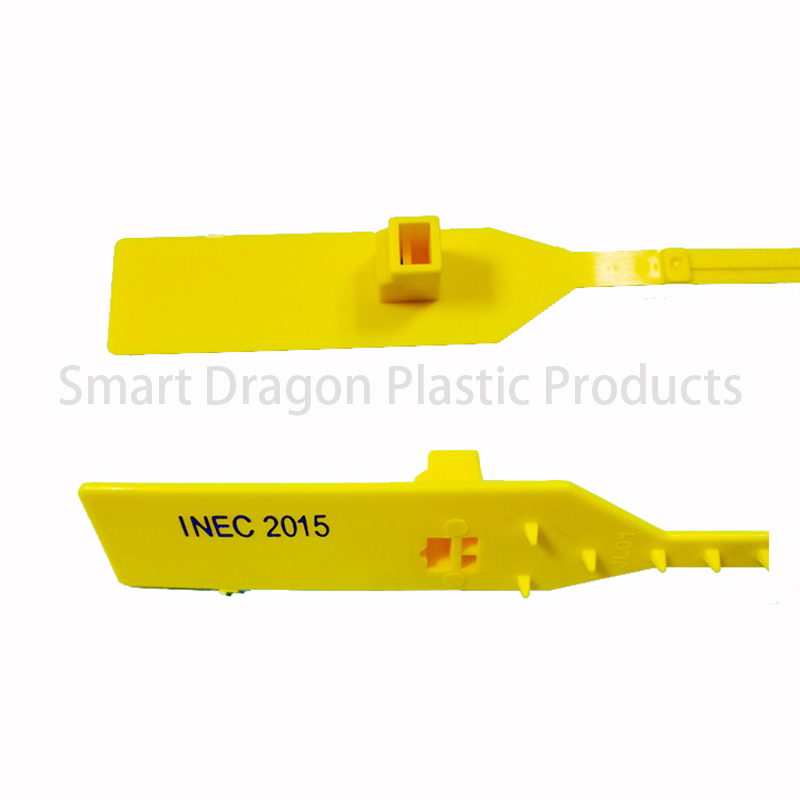 SMART DRAGON-Find PP Material Total Length 325mm Plastic Security Seal on Smart Dragon Plastics-3
