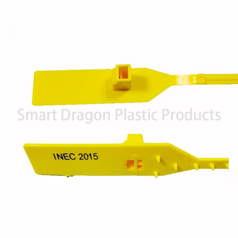 SMART DRAGON plastic truck seals pull for ballot box-4
