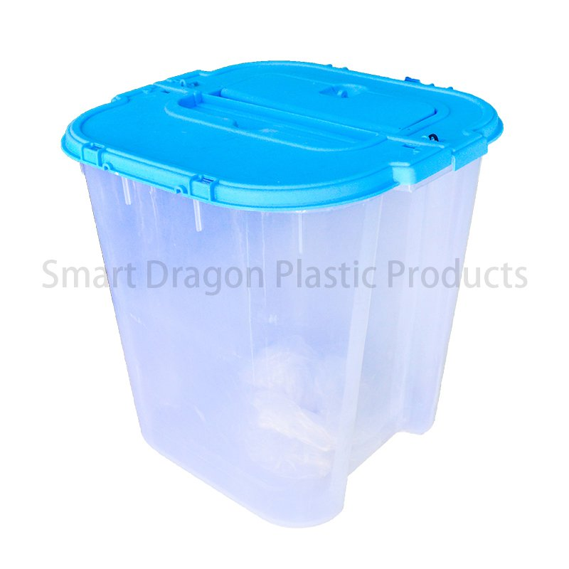 SMART DRAGON 40L-50L Plastic Voting Box Election Boxes Plastic Ballot Box image14