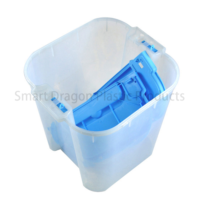 SMART DRAGON-Find Plastic Ballot Box 50 70 90 Transparency Ballot Box