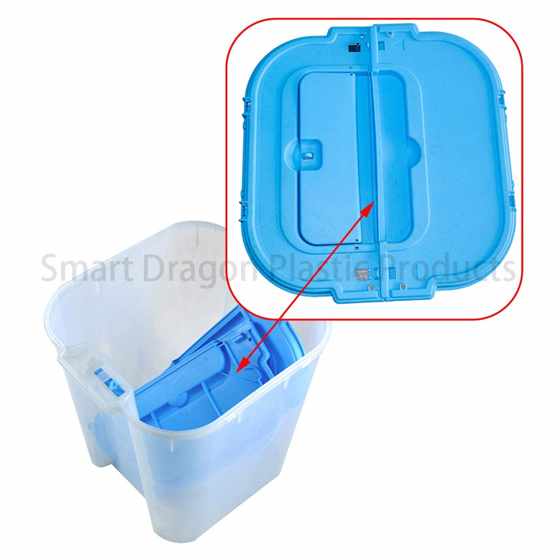 SMART DRAGON-Find Plastic Ballot Box 50 70 90 Transparency Ballot Box-1