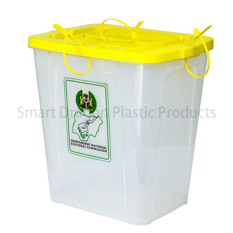 Polypropylene 50-60L Plastic Voting Ballot Box