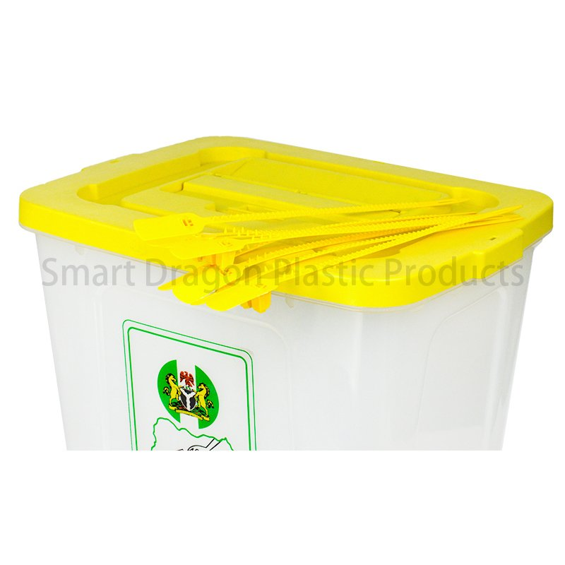SMART DRAGON Polypropylene 50-60L Plastic Voting Ballot Box Plastic Ballot Box image31