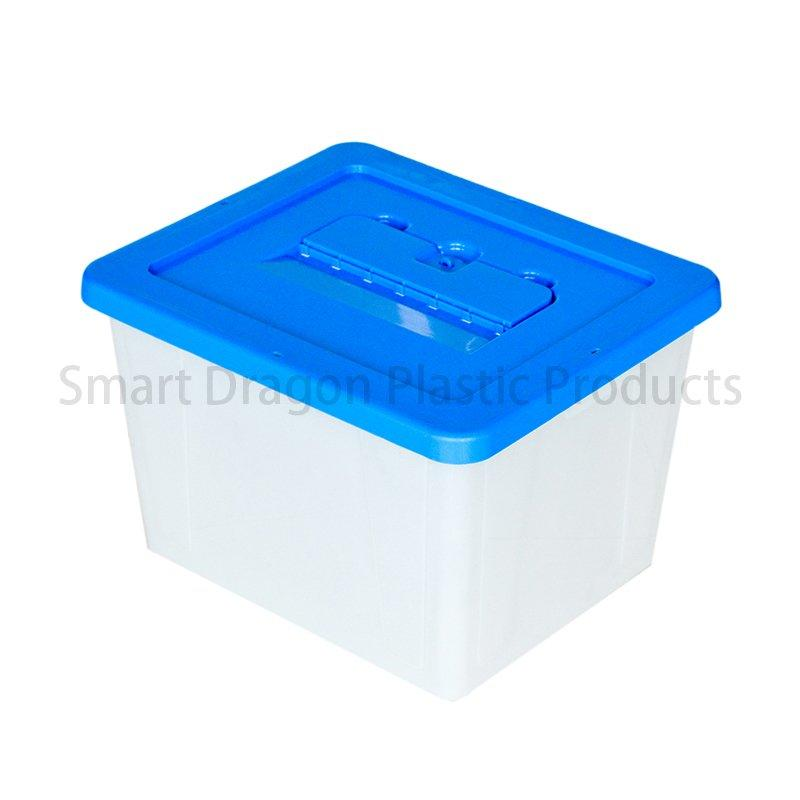 Top 48 x40.5cm Plastic Ballot Voting Box