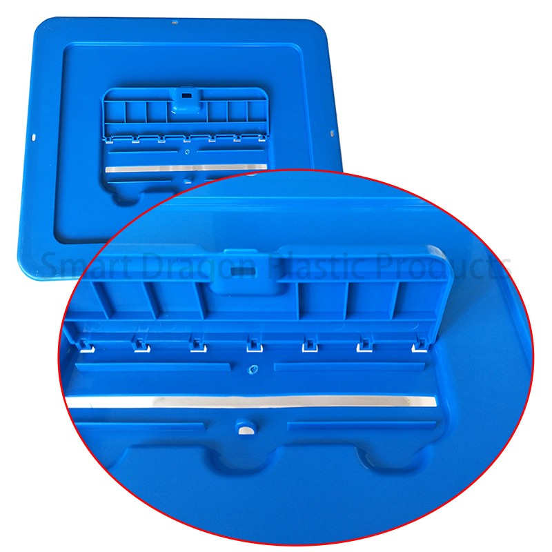SMART DRAGON-Top 48 X405cm Plastic Ballot Voting Box | Plastic Ballot Box-1