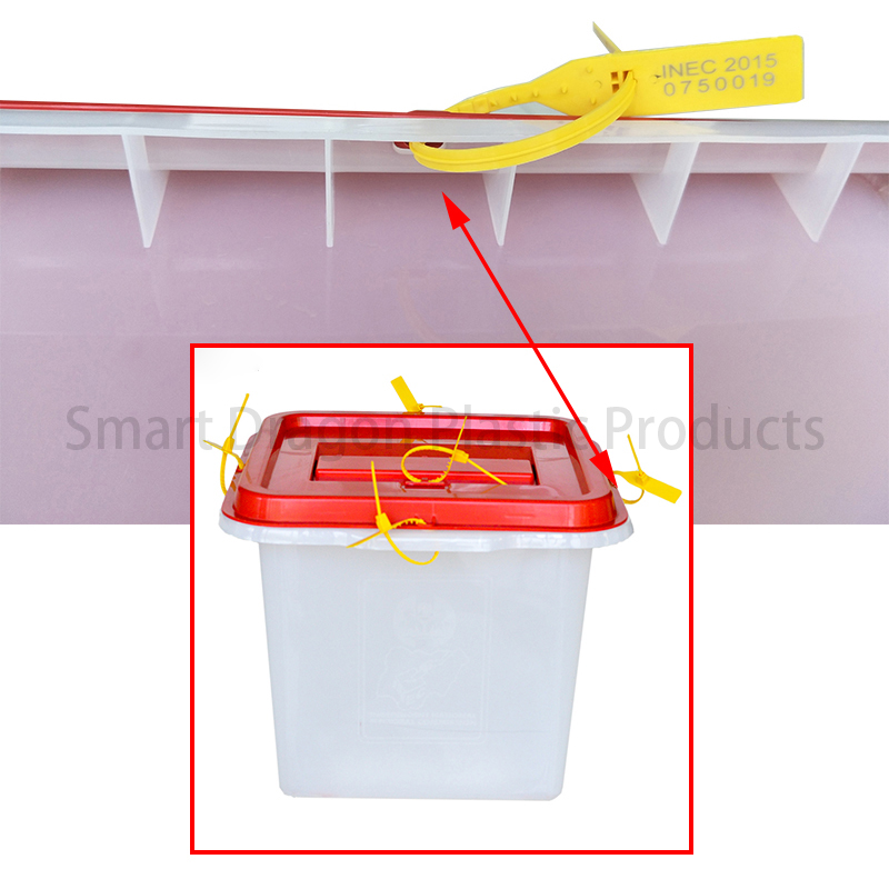 SMART DRAGON-Base 325x325cm Plastic Ballot Voting Box | Election Box Factory-2