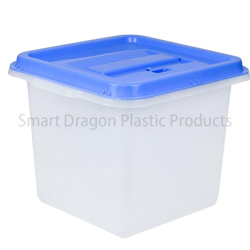 Transparency 0%, 50%, 70%, 90% Plastic Ballot Box