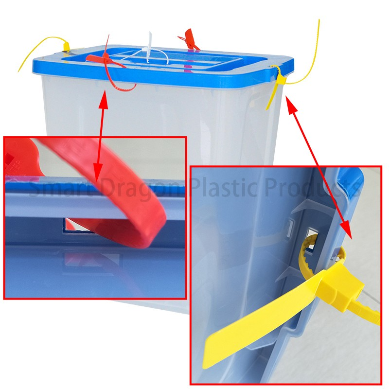 SMART DRAGON-Thickness 35 ~ 37mm Plastic Ballot Box For Election | Plastic-1