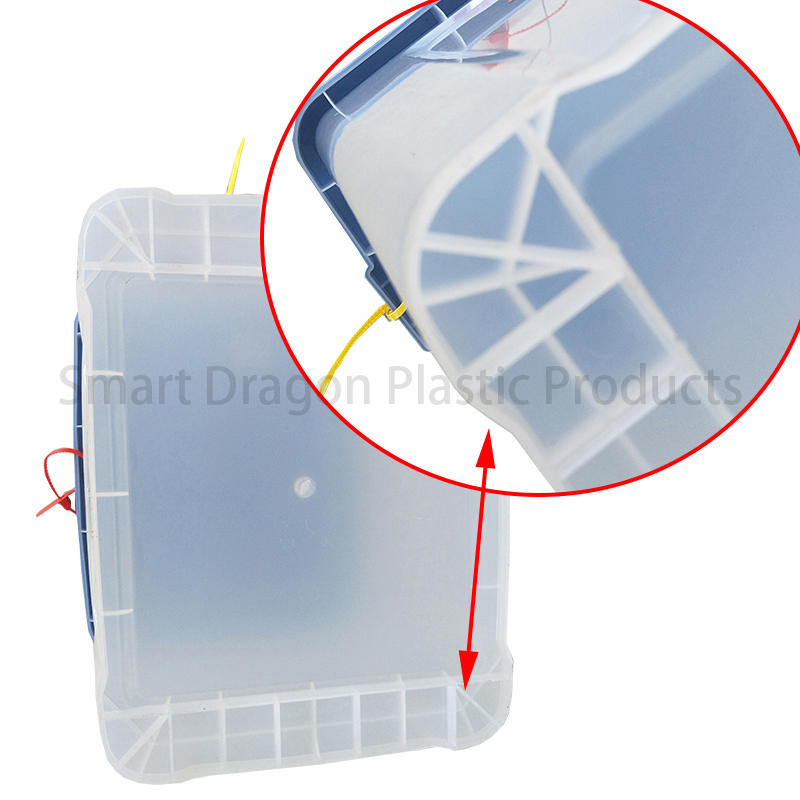simple boxes polypropylene plastic products SMART DRAGON Brand