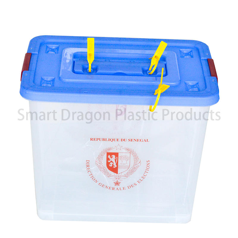PP Material Plastic Ballot Boxes For Voting