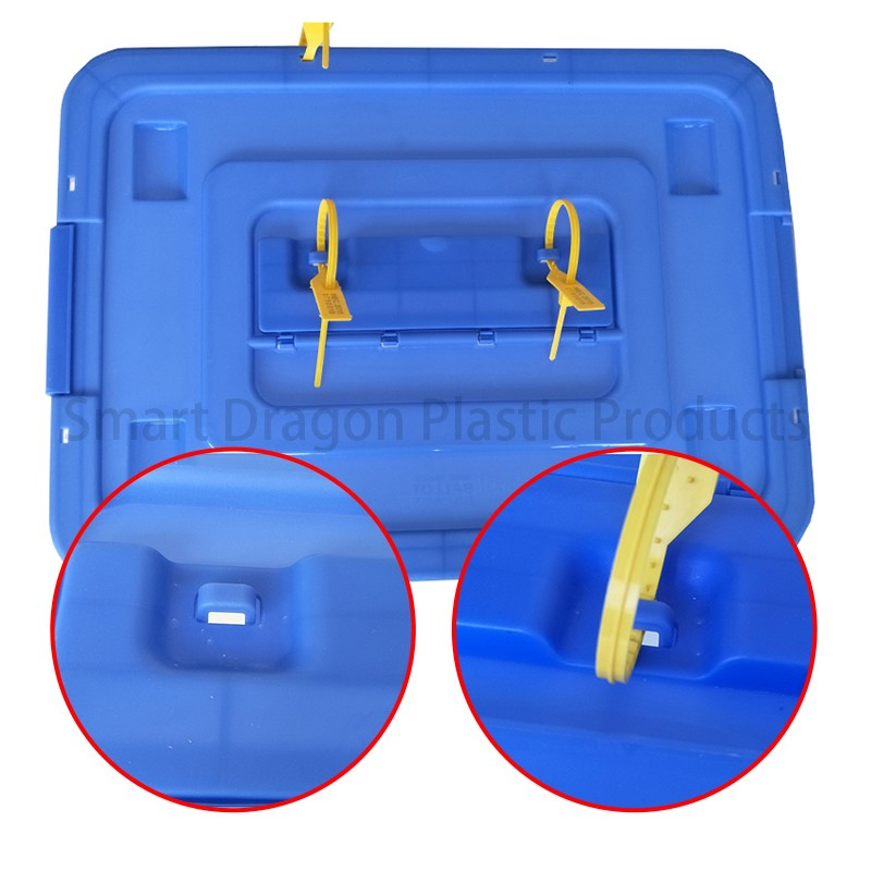 SMART DRAGON-Best Pp Material Plastic Ballot Boxes For Voting Manufacture-4