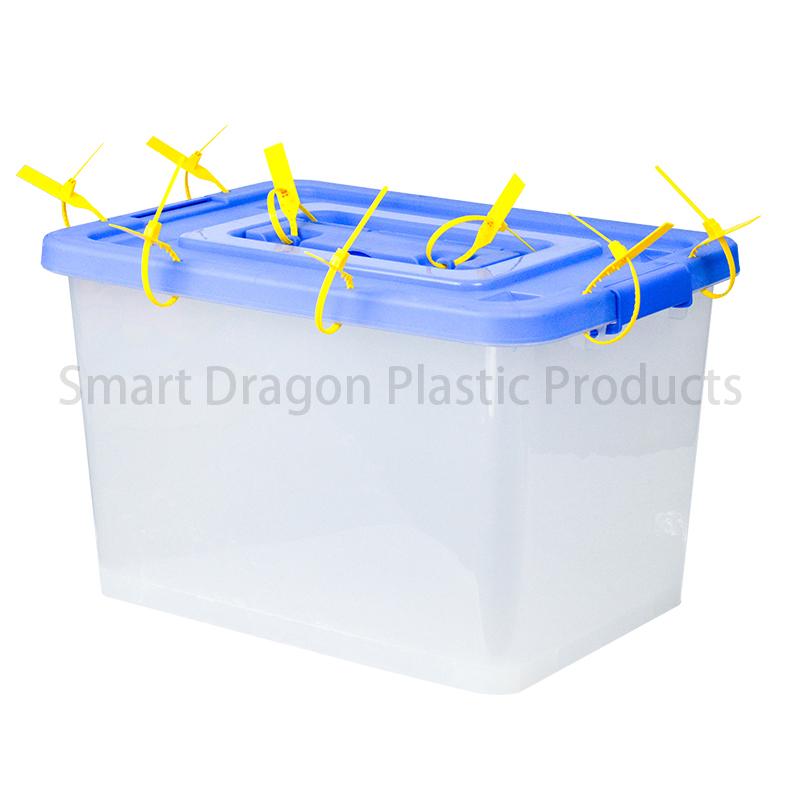 SMART DRAGON 50L-60L Plastic Ballot Boxes 100%Polypropylene Plastic Ballot Box image5
