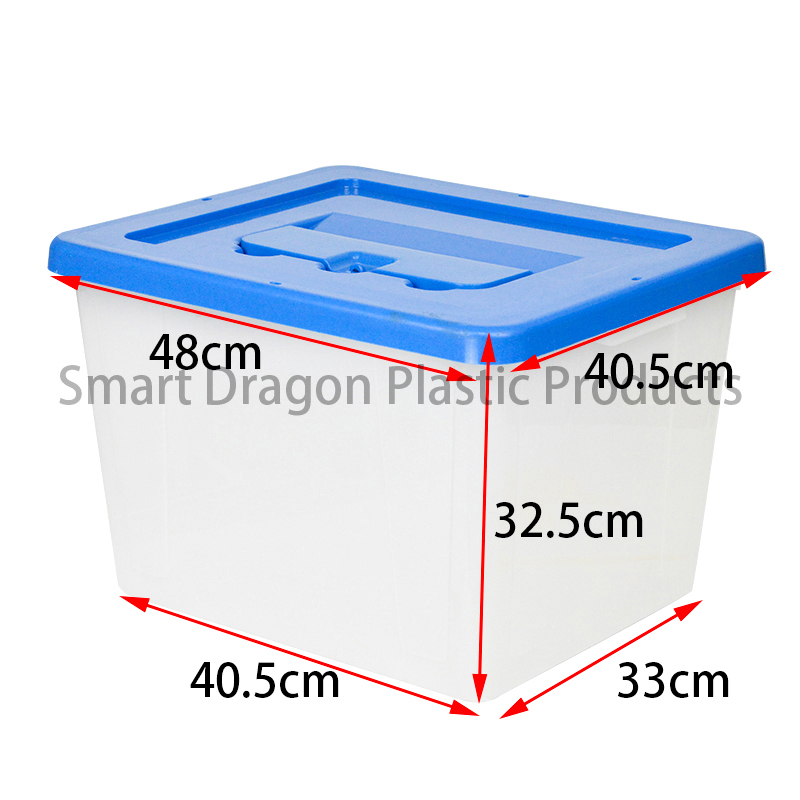 SMART DRAGON Factory Direct Selling Plastic Voting Ballot Box Plastic Ballot Box image22