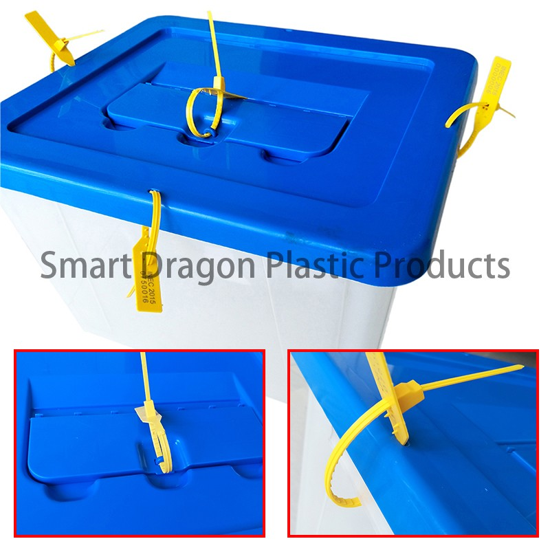 SMART DRAGON-Best Factory Direct Selling Plastic Voting Ballot Box Manufacture-1
