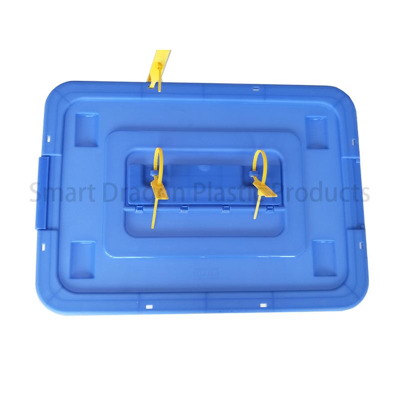 SMART DRAGON Transparent Ballot Boxes Plastic Storage Ballot Box Plastic Ballot Box image20