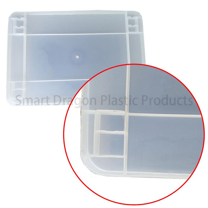 SMART DRAGON-Best Transparent Ballot Boxes Plastic Storage Ballot Box Election-4