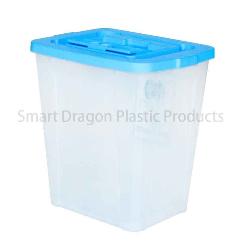 50L-60L Plastic Ballot Boxes In Polypropylene