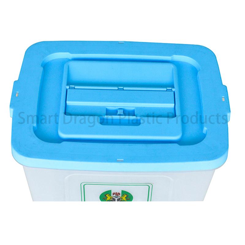 SMART DRAGON 50L-60L Plastic Ballot Boxes In Polypropylene Plastic Ballot Box image17