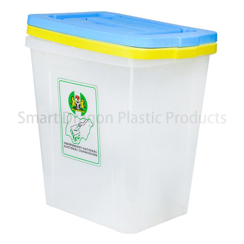 100% Polypropylene 50L-60L Ballot Box