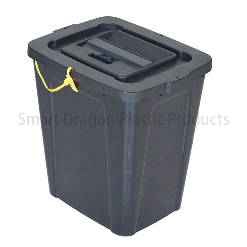 SMART DRAGON-Find Clear Plastic Ballot Box Small Ballot Box From Smart Dragon-1