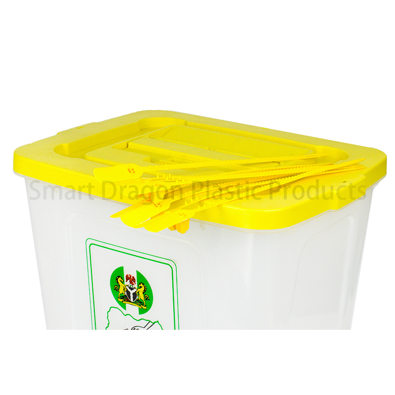 SMART DRAGON-Find Clear Plastic Ballot Box Small Ballot Box From Smart Dragon-4
