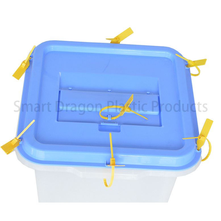 SMART DRAGON 100% Pp Material Plastic Election Ballot Box Plastic Ballot Box image14