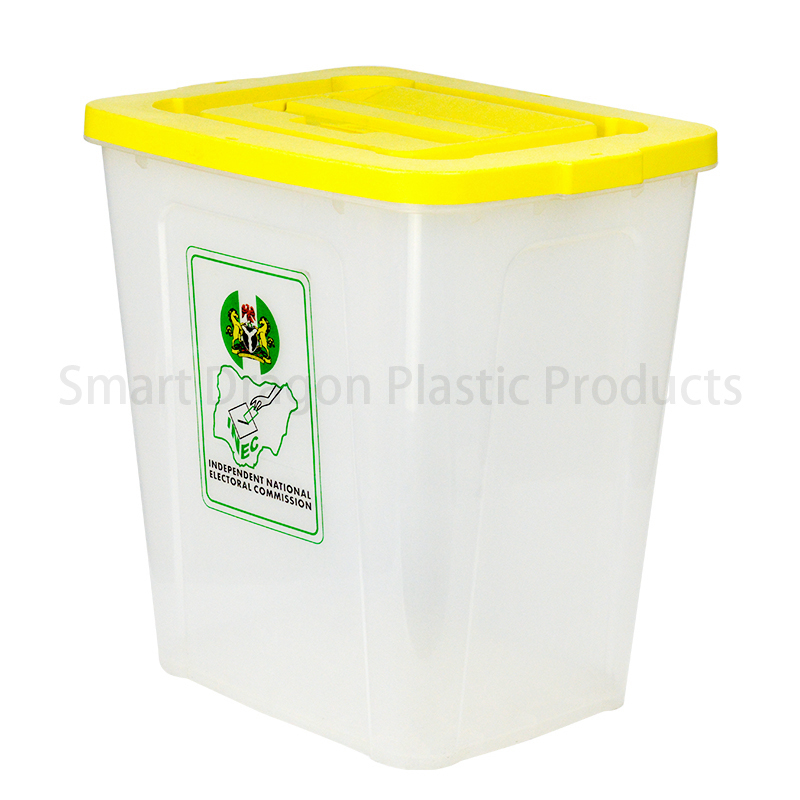 SMART DRAGON Pp Material 50L-60L Ballot Boxes Voting Box Plastic Ballot Box image13