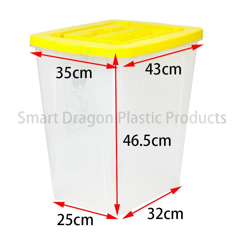 disposable 86l plastic products 38l SMART DRAGON Brand company