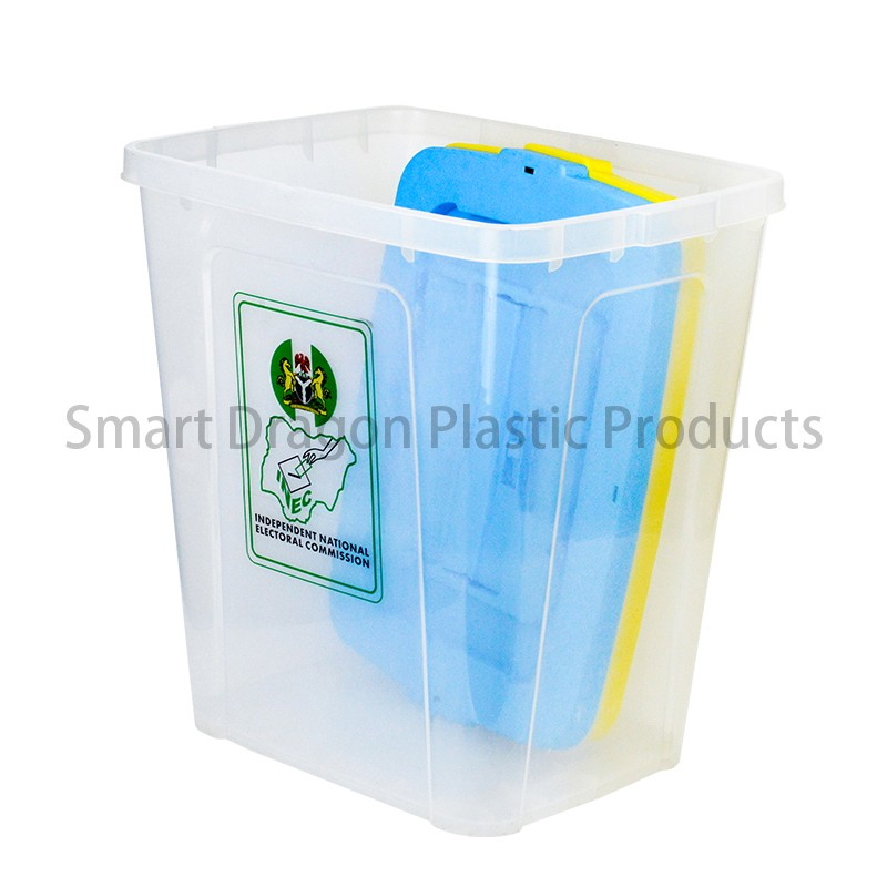 SMART DRAGON-High-quality Pp Material 50l-60l Ballot Boxes Voting Box Factory-2