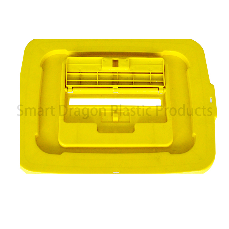 SMART DRAGON-High-quality Pp Material 50l-60l Ballot Boxes Voting Box Factory-3