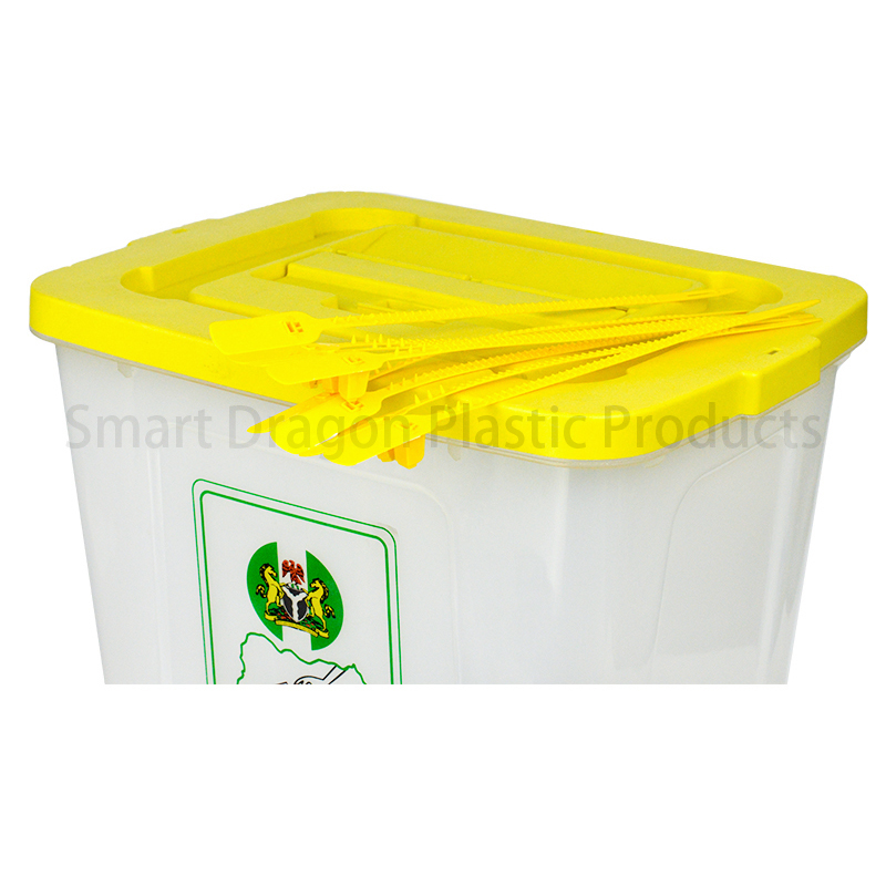 SMART DRAGON-High-quality Pp Material 50l-60l Ballot Boxes Voting Box Factory-4