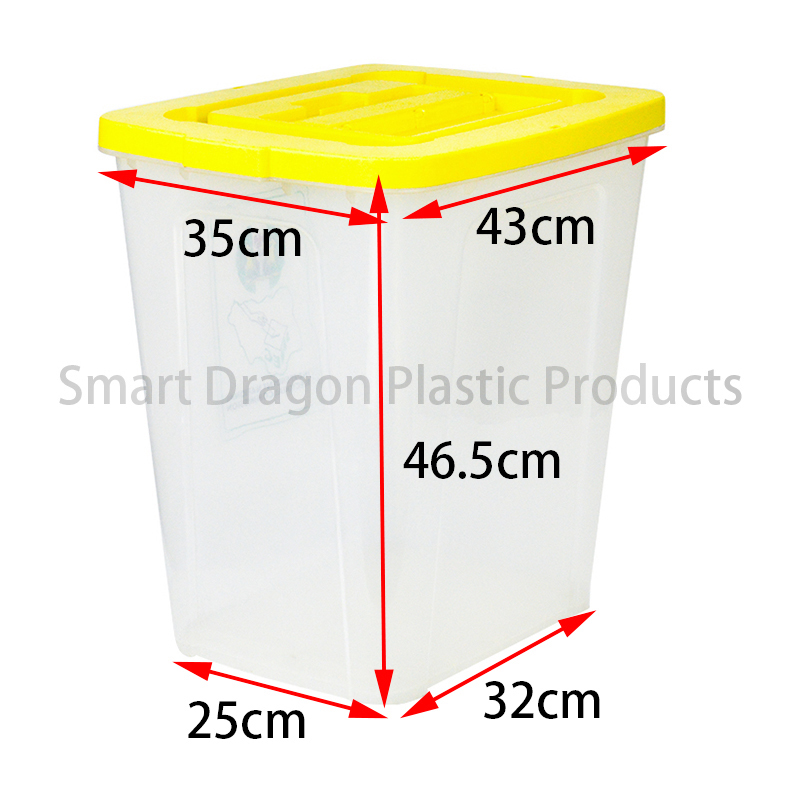 SMART DRAGON-Find China Newest Plastic Election Ballot Box | Manufacture-4