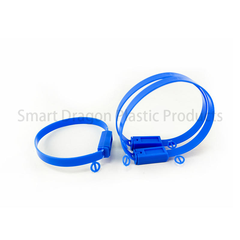 Total Length 210mm Security Plastic Seal