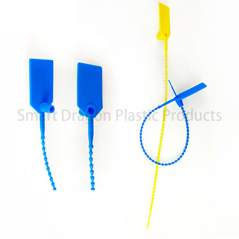 Total Length 230mm Security Plastic Seal