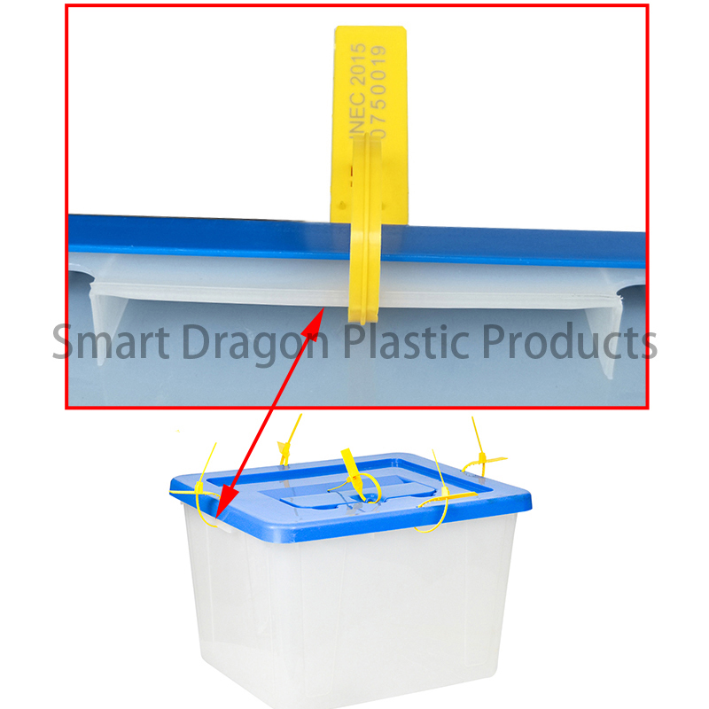 SMART DRAGON-Transparent Voting Box Plastic Ballot Boxes-40l | Plastic Ballot-3