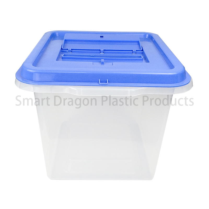 SMART DRAGON Factory Wholesale Election Ballot Box 45L-55L Plastic Ballot Box image6