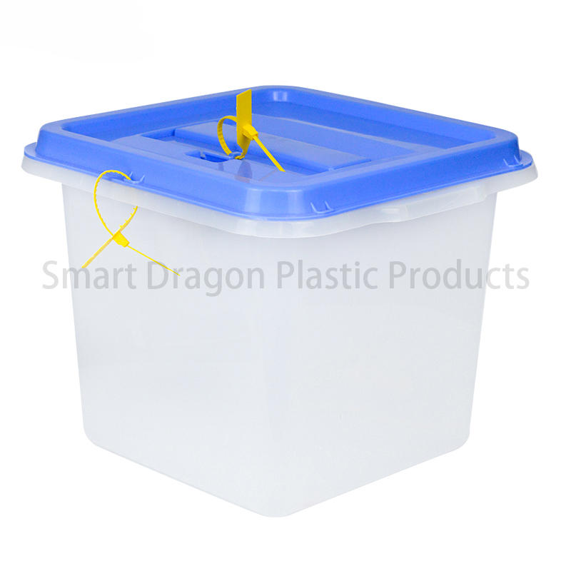 Pp Plastic Ballot Eleciton Box Ballot For Voting