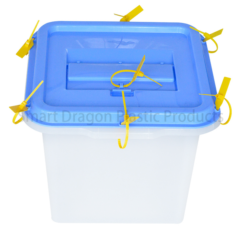 SMART DRAGON-Professional Plastic Products Ballot Box With Lock Manufacture-1