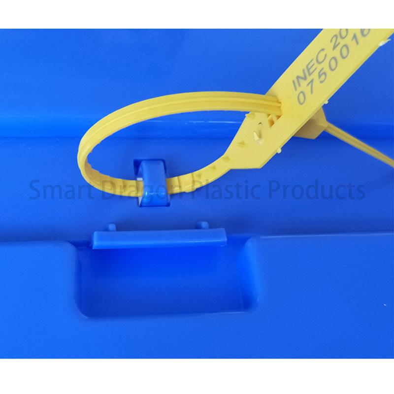 SMART DRAGON-High-quality Pp Plastic Ballot Eleciton Box Ballot For Voting