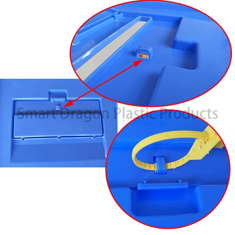 SMART DRAGON-High-quality Pp Plastic Ballot Eleciton Box Ballot For Voting-2