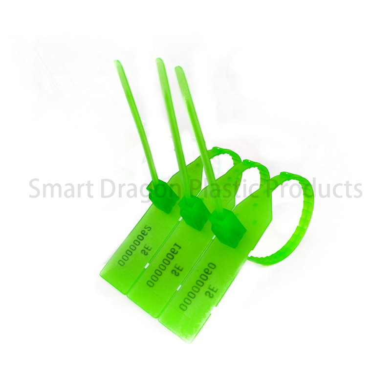 SMART DRAGON 295mm Security Lock Container Plastic Seals Plastic Security Seal image3