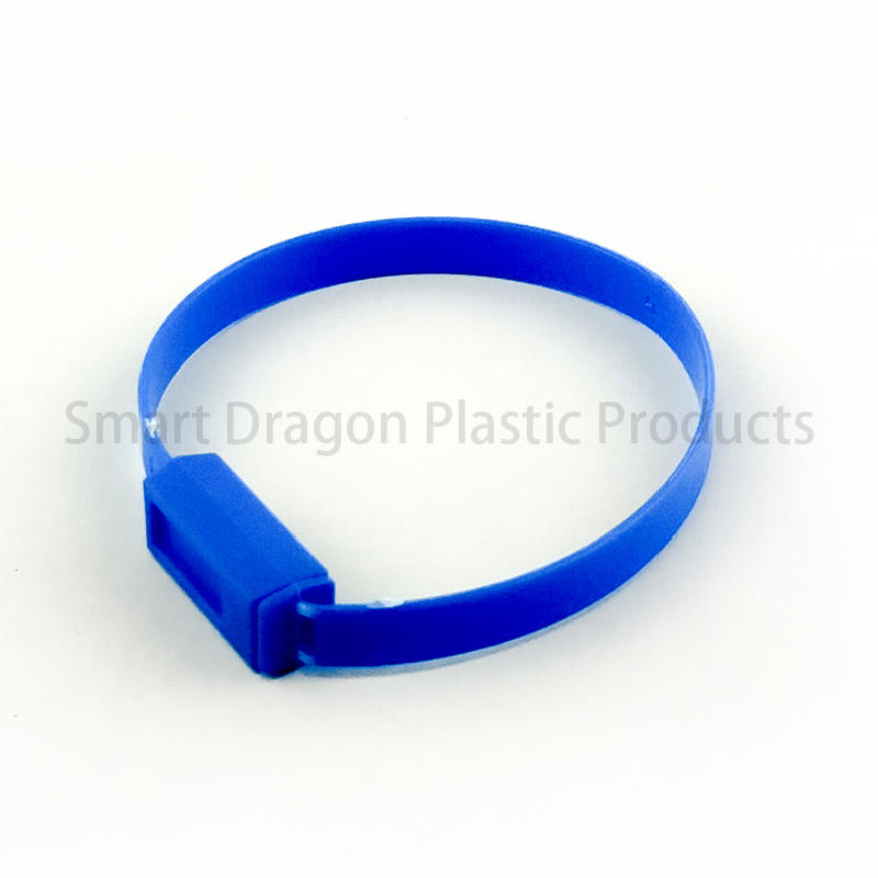 Total Length 210mm Pp Plastic Security Seal