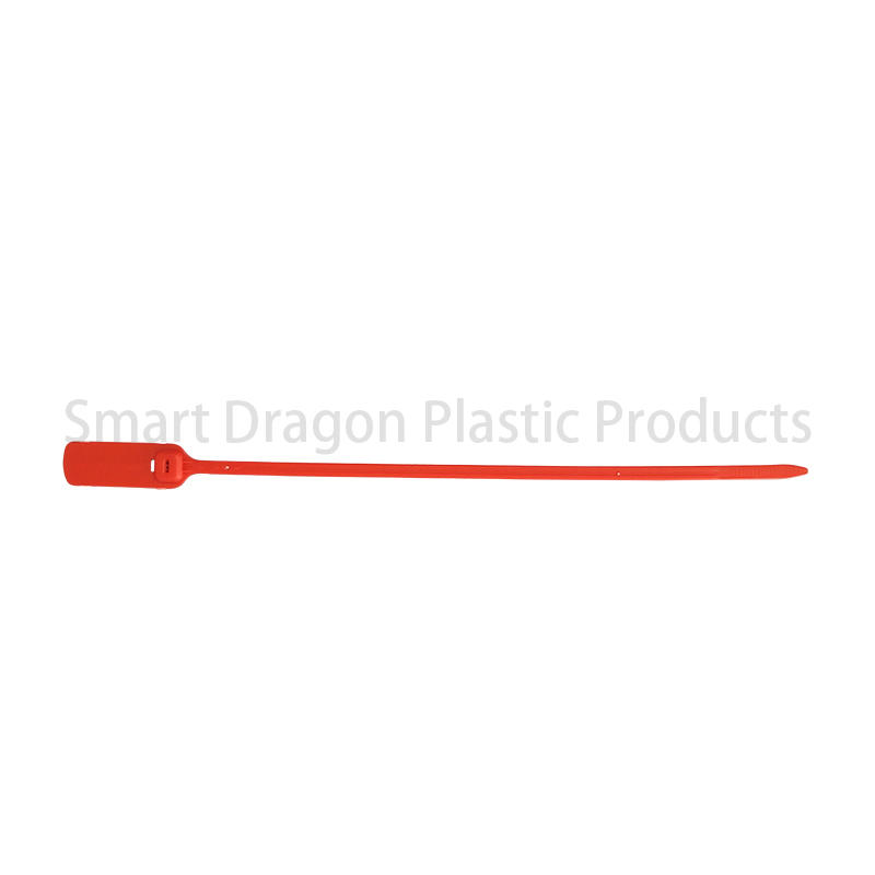 Pp Material 400mm Plastic Security Seal