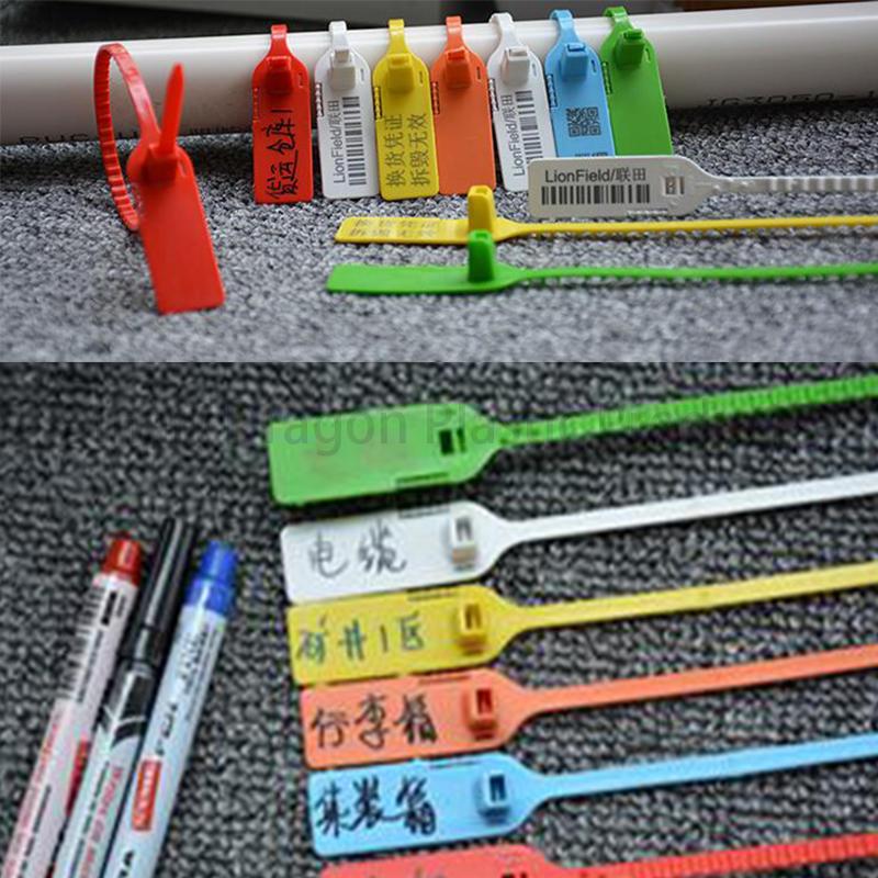 307mm High Security Plastic Tamper Proof Seals
