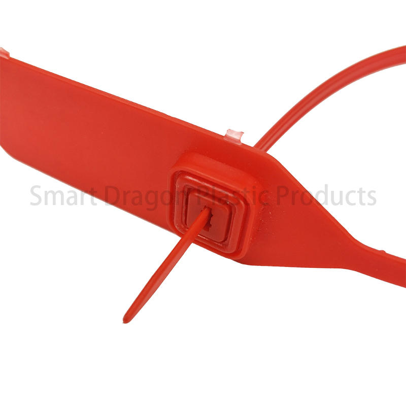 High Security Total Length 387mm Plastic Seals