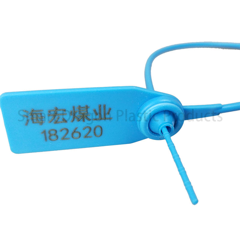 Total Length Is 370mm Plastic Security Seal